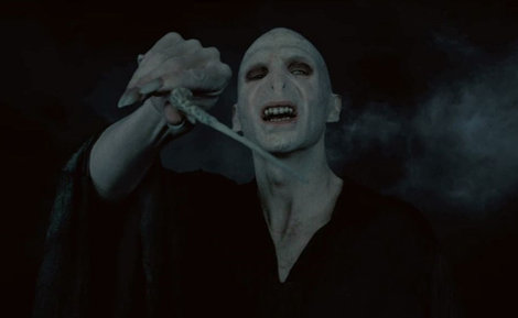 Untitled for Voldemort wand